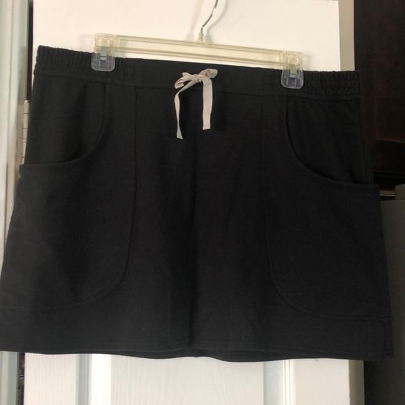 Tommy Hilfiger Dresses & Skirts - Tommy Hilfiger Black cotton skirt